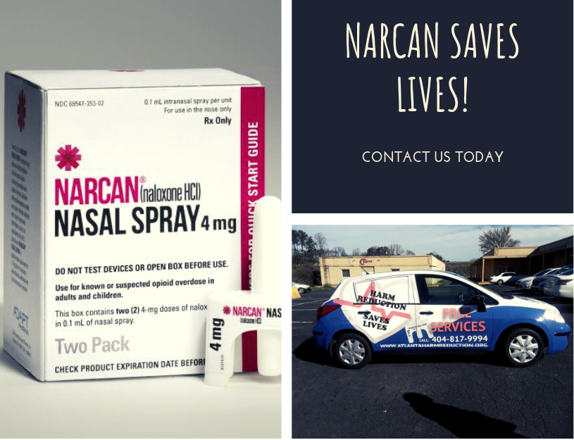 Narcan Saves Lives